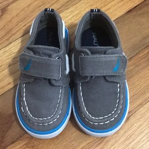 Little boy boat shoes